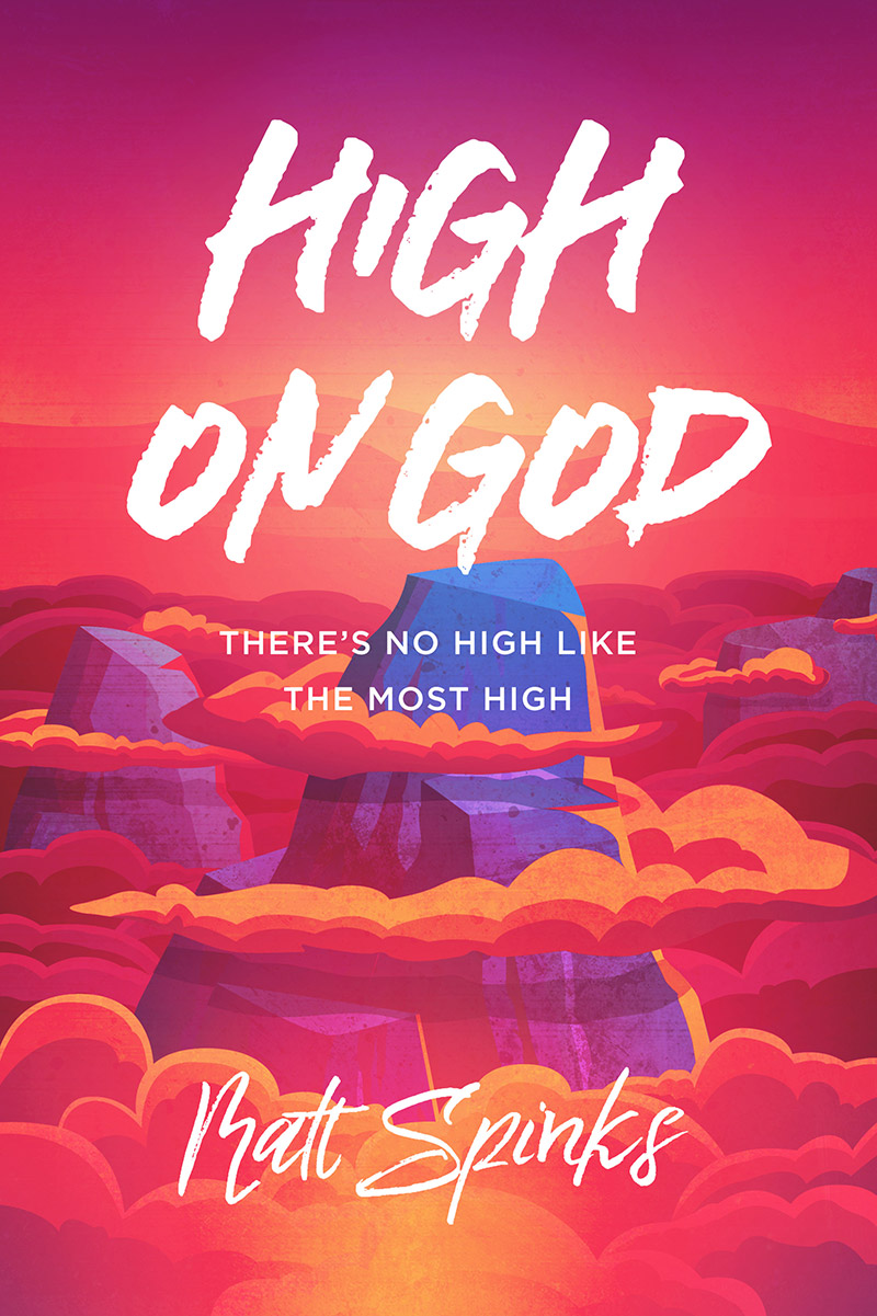 High on God book cover